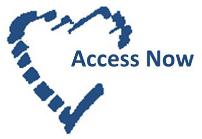 Access Now Logo